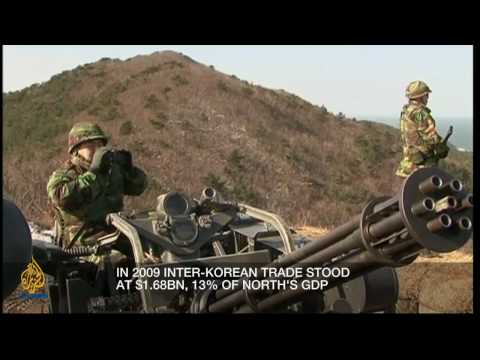 Inside Story - Behind the Korean crisis