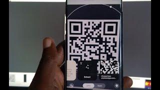 Galaxy Yani Tarama QR Kodu QR Tarayıcı İndirme İnşa