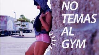 Haz crecer tus GLUTEOS para PRINCIPIANTES en el gym  con ANA MOJICA FITNESS