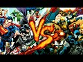 MARVEL Vs. DC | Batallas De Rap | BTH GAMES Ft. VARIOS ARTISTAS
