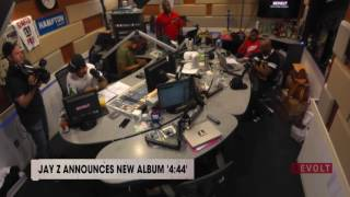 Jay Z announces new album '4:44' | Rumor Report