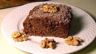 Кофейно-Шоколадный Пирог с Кремом