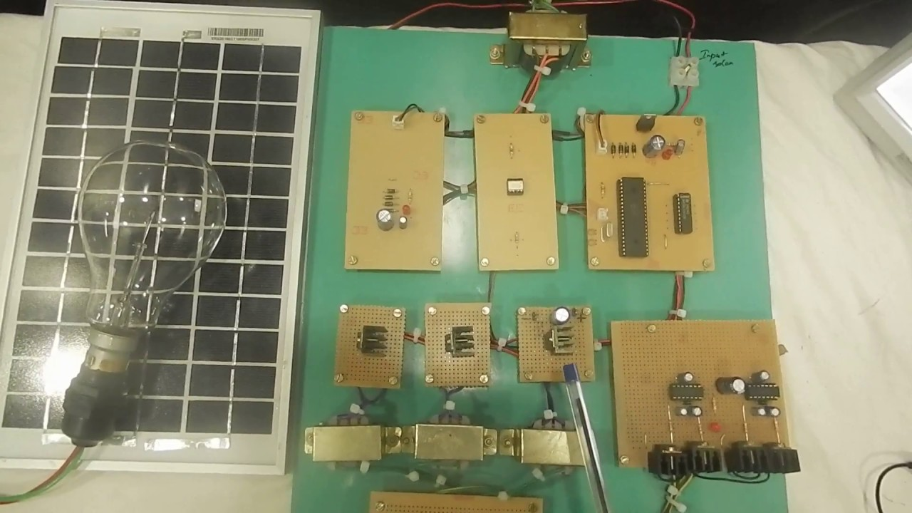 An Interleaved High Power Flyback Inverter For Photovoltaic Circuit Applications