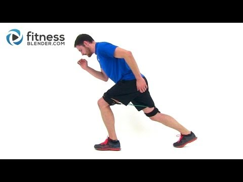 Speed Training Workout with Bands – Resistance Band HIIT for Power and Speed