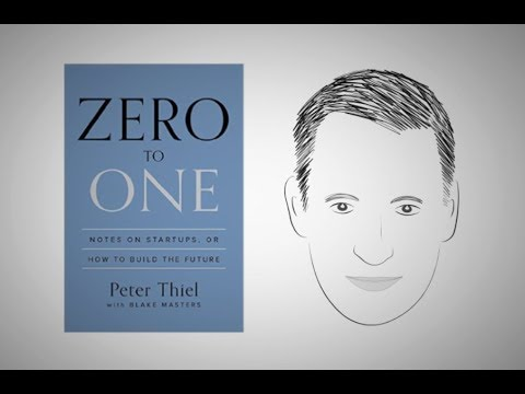 ZERO TO ONE By Peter Thiel | Core Message