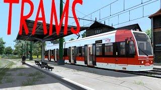 Train Simulator 2015, Trams: HTM, RET, GVB, Connexxion, (NL)