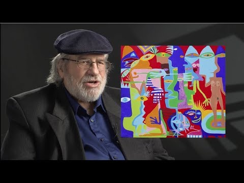 About The Figurative Abstract Surrealist Artist Barry Gordon
