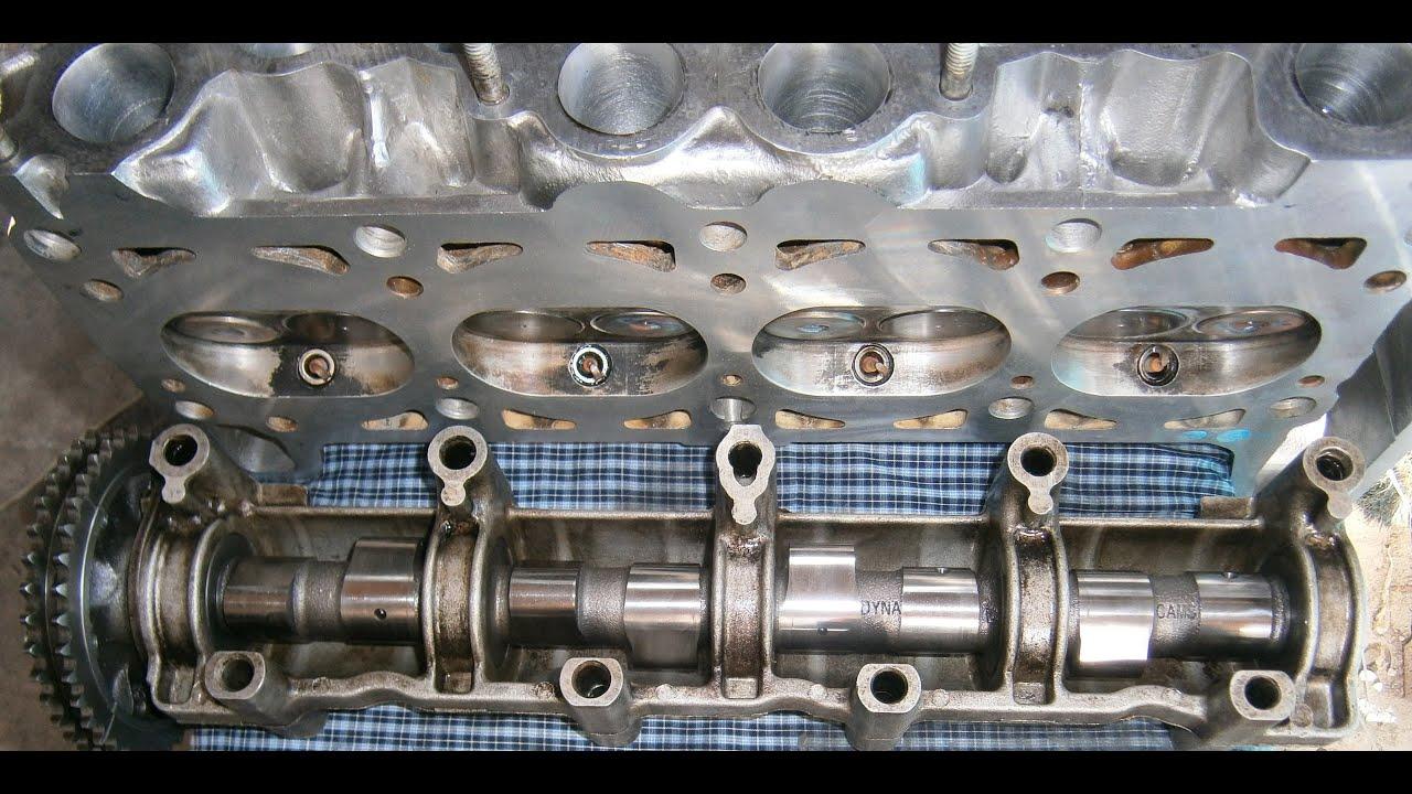 Кап ремонт двигателя ВАЗ 21213, и доработка.