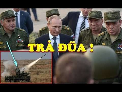 Nga sẽ ĐÁP TRẢ như thế nào sau khi Mỹ tấn công Syria