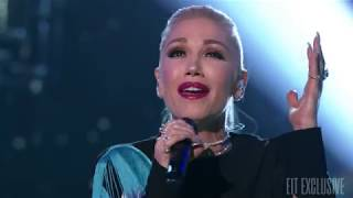 Gwen Stefani - Underneath It All [One Voice Benefit] - Rehersals + Performances