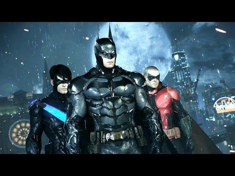 Batman: Arkham Knight - Test/Review Für PS4 Und Xbox One