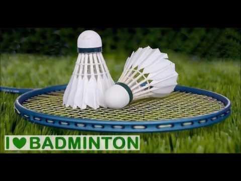 Badminton in Decathlon.