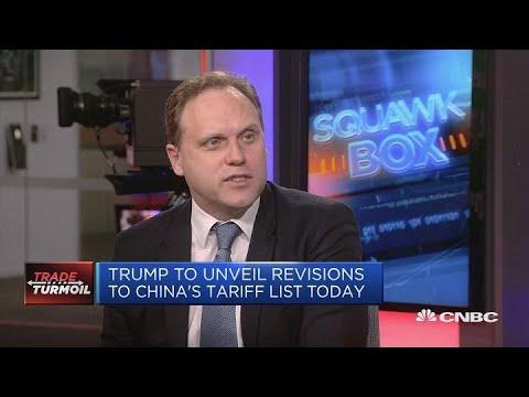 Economist: Trump knows China tariffs retaliation can't hurt US economy | In The News