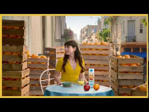 Tropicana- Start your day with life in every drop of Tropicana
