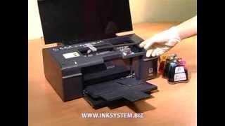 видео Печатающая головка HP №91 (C9462A) Light Magenta and Light Cyan светло пурпурная и светло голубая