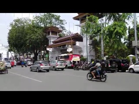 Medan, Sumatera Utara - Lapangan Merdeka