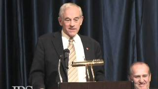 Ron Paul's Keynote Speech at the 50th Anniversary of JBS