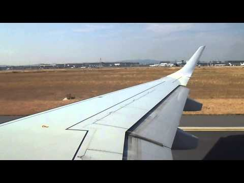Lufthansa Cityline | Embraer E190 | FRA-BIA | Pushback, long Taxi and Takeoff in sunny Frankfurt