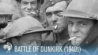 Incredible Footage of the Battle of Dunkirk (1940) | War Archives