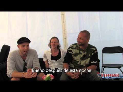 Calle Real - Interview Stockholm 2015 (subtitulado)