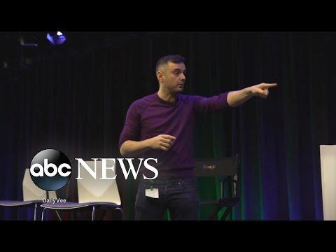 Gary Vaynerchuk | Real Biz with Rebecca Jarvis | ABC News