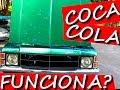 CARAVAN 1979 LIMPANDO RADIADOR COM COCA COLA 1/2