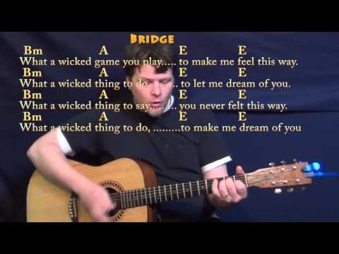 8.2 MB) Wicked Games Chords - Free Download MP3
