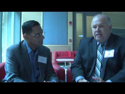 Govi Rao and Al Matos, Noveda Technologies