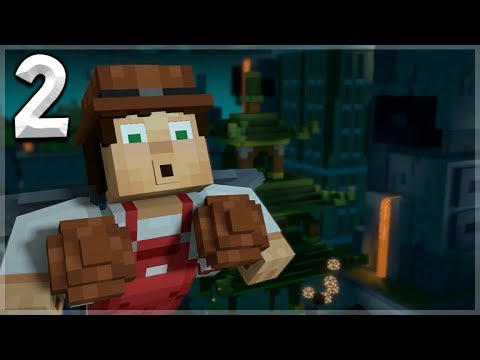 Minecraft Story Mode Season 2 Episode 5 The Admins Show