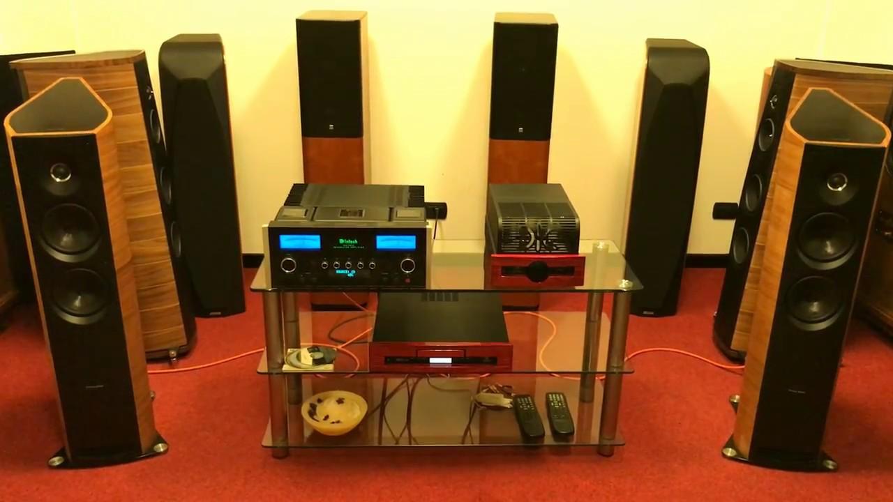 Sonus faber Venere 2.5 Speakers Review | Music ...