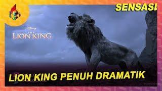 Lion King Penuh Dramatik | Melodi (2019)