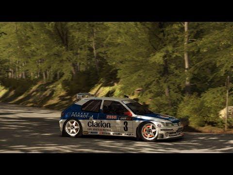 SS Greia - Perasma Platani (L) - IIIº Liga WRC_Dirt