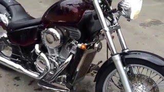 Видео-тест HONDA STEED 400 VLS от JapanBestCars(Внимание! Данный мотоцикл уже продан в Нижегородскую обл., г. Саров (покупатель Александр Юрьевич) JapanBestCars..., 2015-12-25T20:36:56.000Z)