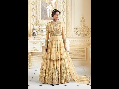 Latest Indian Salwar Suits Dress Collection 2018 || Glossy  Fashion || GLOSSY SAPPHIRA 2