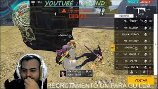 🔥 FREE FIRE 🔥 AO VIVO 🔥 X1 DOS CRIAS 🔥BLACK FRIDAY DO FF !!! - RUMO A #1K DE INSCRITOS
