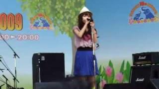 2009.05.06 代々木公園にて.