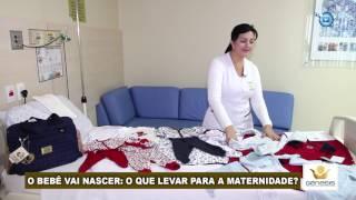 Maternidade - O que levar, na mala para o bebê