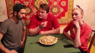 САМЫЙ ВКУСНЫЙ Рецепт кальмаров и картофеля  | Forcado Food Show #2
