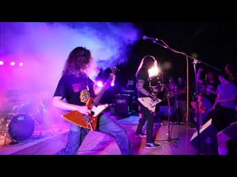 Potential Threat SF – Preemptive Strike (new) @ Redwood Metal Fest Ukiah, CA – 8/19/17