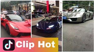Tik Tok VN 🧡 Khi các đại gia trên Tik Tok 😍 lái những siêu xe đắt nhất thế giới ra đường 🤩