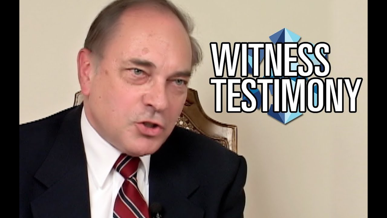 UFO Cover-Up - Dr. Paul Czysz Testifies - YouTube