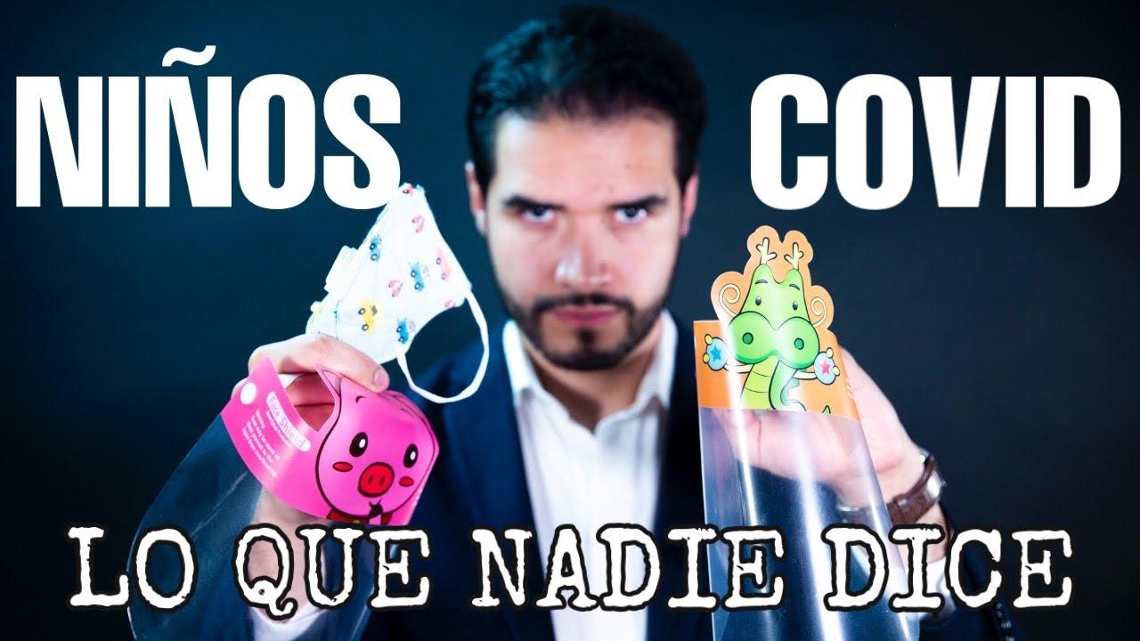 NIÑOS Y COVID19 | ⚠️LO QUE NADIE DICE | DOCTOR VIC