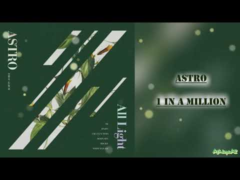 ASTRO - 1 In A Million ★Nightcore★
