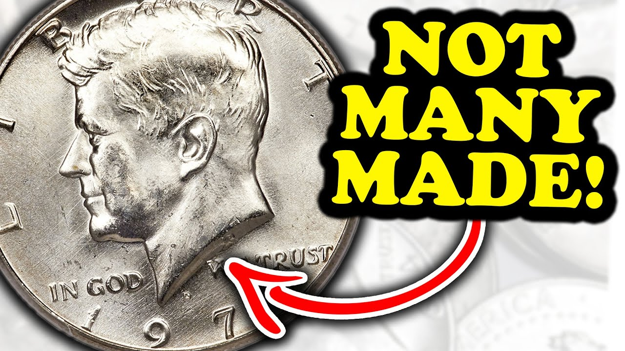 Super RARE and VALUABLE Half Dollar Coins Worth Money!!