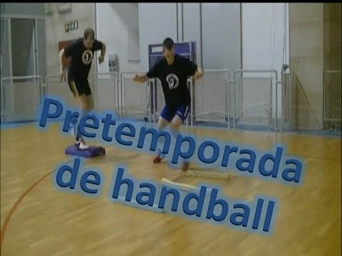 Pretemporada handball 2016 ( completa 14 sesiones)
