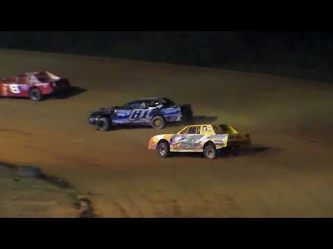Dog Hollow Speedway - 8/18/17 Pure Stock Feature Race