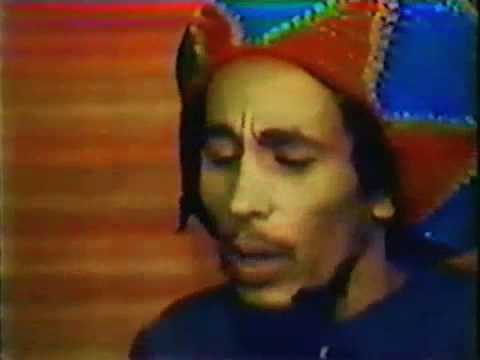Bob Marley - Interview Atlanta 1979 CCTV Part 1