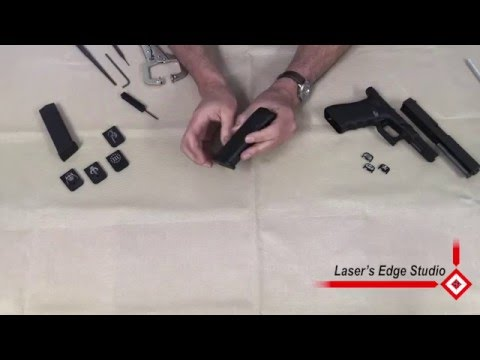 Glock Magazine Plate Removal and Replacement