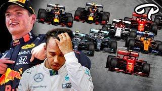 Red Bull Honda First Win, Start of Something in F1 2019?!