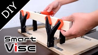 DIY:How to make a Smart Vise / Quick Release